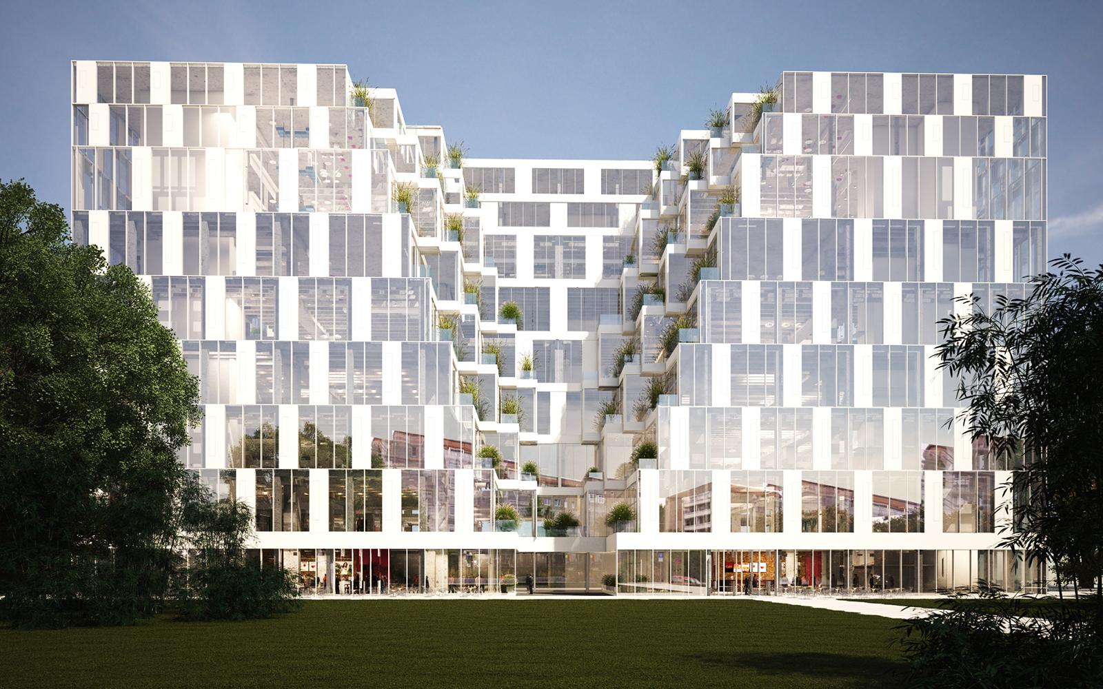 umbau kaufhof am ostbahnhof deutsches architektur forum. Black Bedroom Furniture Sets. Home Design Ideas