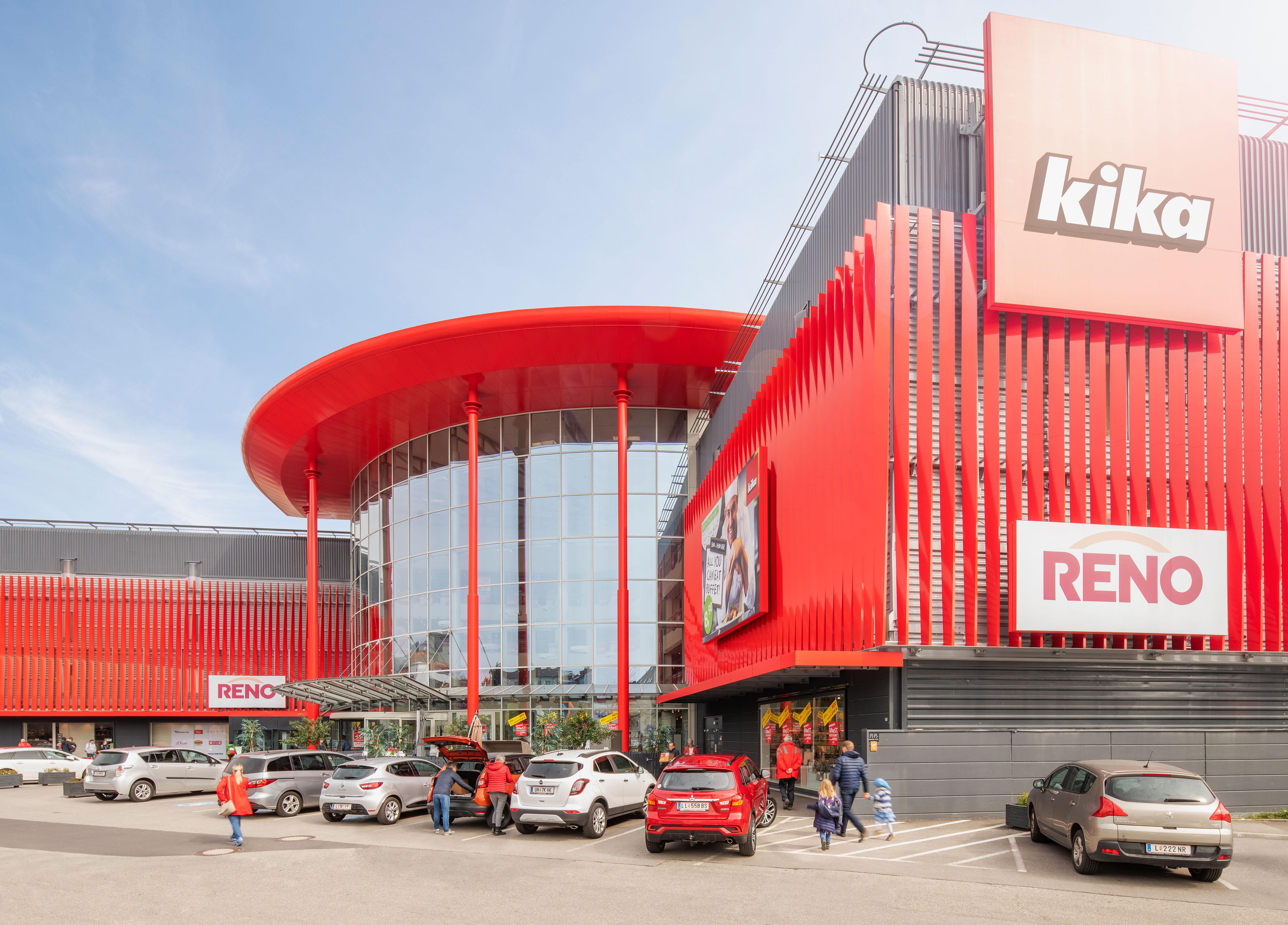 Erfolgreicher Verkauf Von Kika Osteuropa An Xxxlutz
